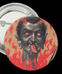 Krampus Buttons