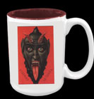 Krampus Mugs