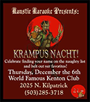 Krampusnacht events are on the rise